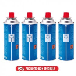 CARTUCCIA CP250 GR.220 CAMPING GAZ 4PZ