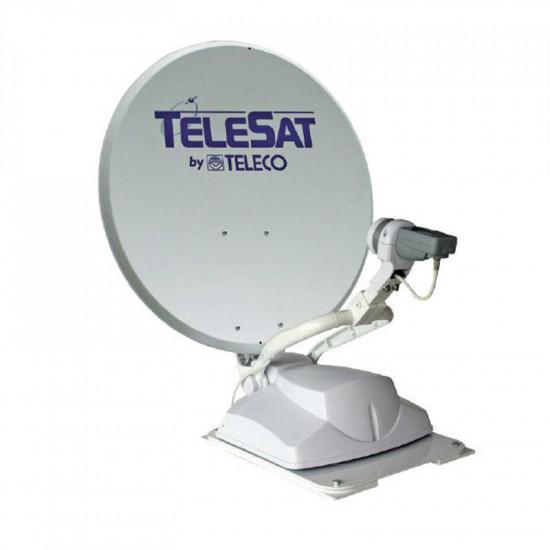 ANTENNA SATELLITARE AUTOMATICA TELESAT 2 S65 DVB-S2