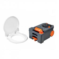 FRESH-UP SET C250-C260 CASSETTA WC CON RUOTE