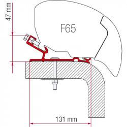 ADAPTER HYMER 490 F65