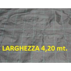 AGRITELA GARDEN GREEN MT 4,20X1,00 TELO PACIAMATURA