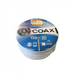 CAVO COAX SAT501 6X150M